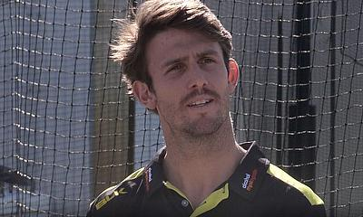 Mitch Marsh speaks ahead of pre-season session