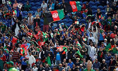 Afghanistan fans