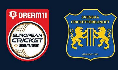 ECN and Swedish Cricket Federation announce Dream11 European Cricket Series triple header