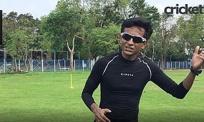 Target Hitting Fielding Drill with Speed endurance | Chinmoy Roy