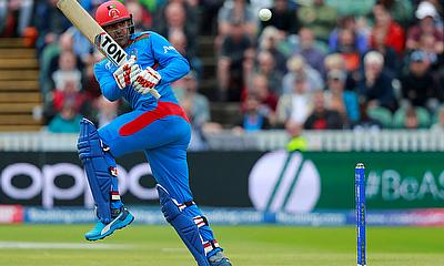 Who would have predicted that: Mohammad Nabi puts on a T20 batting masterclass against Ireland