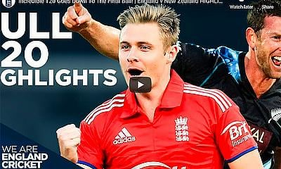 England v New Zealand HIGHLIGHTS - Oval 2013