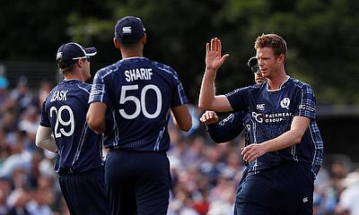 Scotland v Australia T20I cancelled due to COVID-19