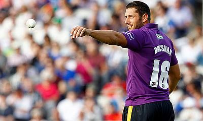 Tim Bresnan leavesYorkshire CCC with immediate effect