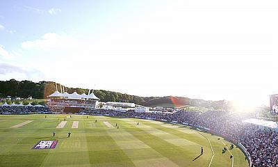 The Rose Bowl, Hampshire CCC