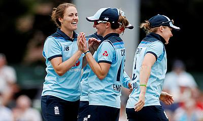 England Women return to training ahead of tri-series