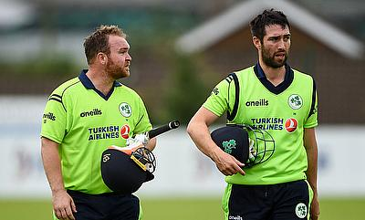 Ireland name Paul Stirling as Men's Vice Captain