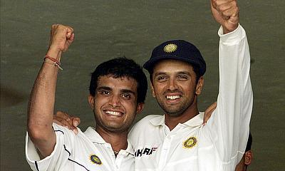 Cricket World Rewind: #OnThisDay - Ganguly and Dravid cast shadows of coming events on Test debut at Lord's