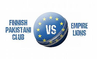 Finnish Premier League 2020 - FPC Finnish Pakistani Club vs Empire Lions