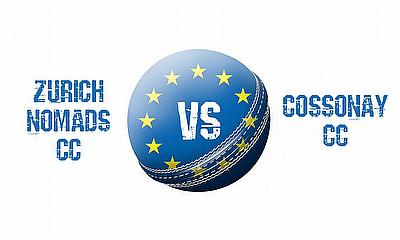 Cricket Betting Tips and Fantasy Cricket Match Predictions: ECS St. Gallen T10 2020 - Zurich Nomads CC vs Cossonay CC - Match 17