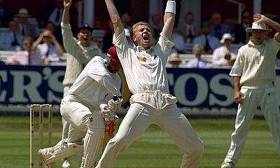 Cricket World Rewind: #OnThisDay - Dominic Cork announces himself with best bowling figures (7/43) by an Englishman on Test debut