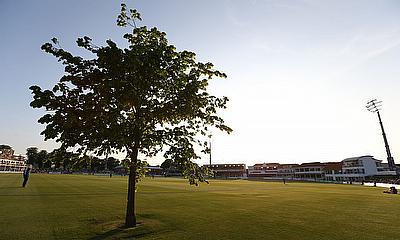 The Spitfire Ground, Kent