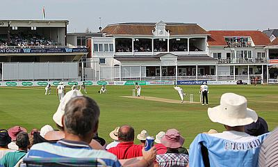 Kent CCC Ground view