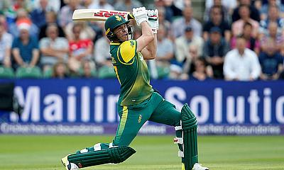 AB de Villiers  (Eagles captain)