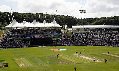 ICC Cricket World Cup - England v West Indies - The Ageas Bowl, Southampton