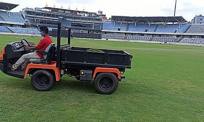 Bangladesh Cricket Board (BCB) are getting venues ready to roll