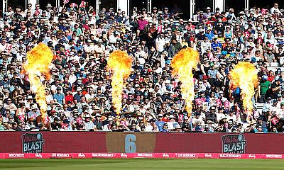 T20 Blast Finals Day - Edgbaston, Birmingham, Britain - September 21, 2019 General view of fans