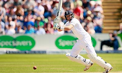 England's Joe Root