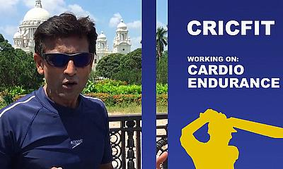 Cricket Cardio & Endurance with Chinmoy Roy