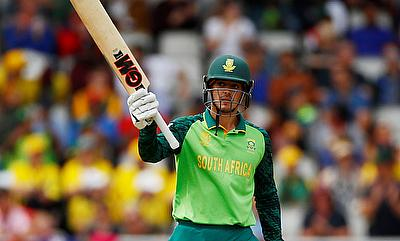 Quinton de Kock has been forced to pull out of the inaugural Rain 3TeamCricket Solidarity CupQuinton de Kock has been forced to pull out of the inaugu