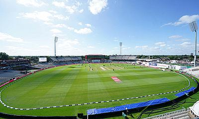 England v West Indies - Emirates Old Trafford,