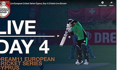 Live European Cricket Series Cyprus, Day 4 | Cricket Live Streaming