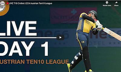 ECN Austrian Ten10 League Day 1