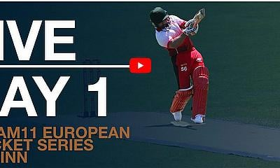 Live European Cricket Series Tallinn, Estonia, Day 1
