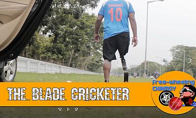 The Blade Cricketer | Cricket World TV