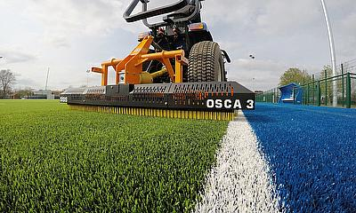 The SISIS Osca – perfect for synthetic surface maintenance