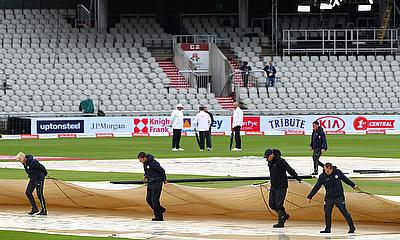 Emirates Old Trafford, Manchester, Britain - July 27, 2020