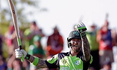 Ireland selects squad for 1st ODI vs England