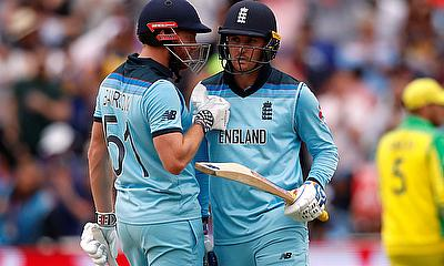 Bairstow and Roy on brink of top 10 rankings heading into Ireland series