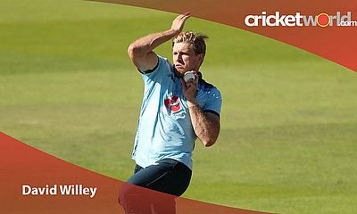 Cricket World Player of the Week - David Willey