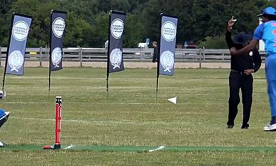 ECS Malmo T10 2020 - Run Out on day 1