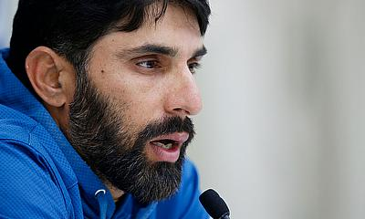 Misbah-ul-Haq talks about goals in all three formats for Pakistan Cricket