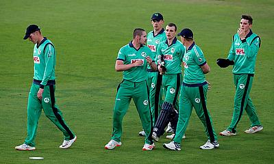 Ireland name squad for third ODI against England