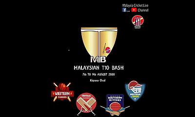 Malaysian T10 Bash: Full squads, Fixtures & Preview: All you need to know