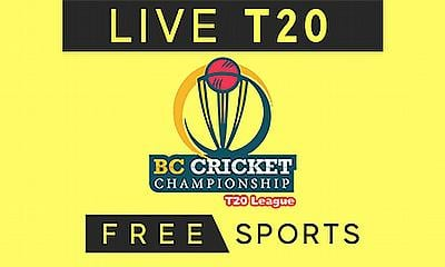 Live Cricket Streaming - T20 BC Cricket Championship begins Friday, August 7th on FreeSports