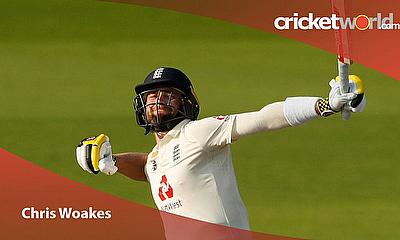 Cricket Word Player of the Week - Chris Woakes