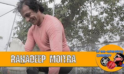 Ranadeep Moitra | One of Cricket's BIG Characters