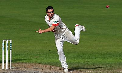 Simon Kerrigan signs 2 year deal with Northamptonshire CCC