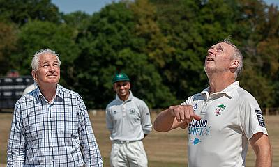 DG & Keith Fisher (VECC) Toss