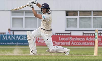 Dawid Malan 145 not out overnight for Yorkshire CCC