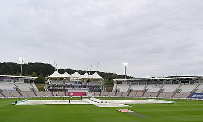 2nd Test England V Pakistan Day 4: Weather continues to play havoc at Southampton