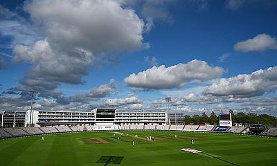 Ageas Bowl, Southampton, Britain - August 17, 2020 General view