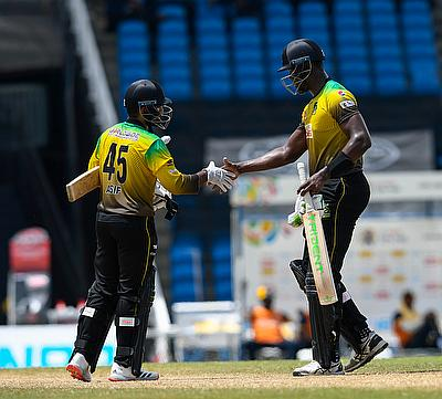 Jamaica Tallawahs win by 5 wickets
