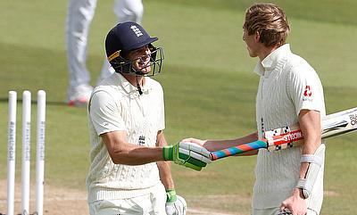 England's Zak Crawley & Jos Buttler create history for England on Day 2