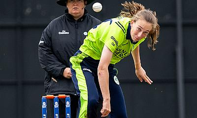 Orla Prendergast awarded part-time contract after re-investment in women's cricket