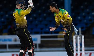Mujeeb Ur Rahman bowled a brilliant spell with new ball